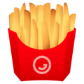 French Fries on JoyPixels 4.5