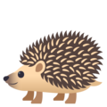 Hedgehog on EmojiOne 4.5