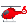 Helicopter on EmojiOne 4.5