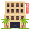 Hotel on EmojiOne 4.5