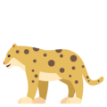 Leopard on EmojiOne 4.5