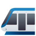 Light Rail on EmojiOne 4.5