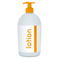 Lotion Bottle on EmojiOne 4.5