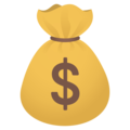 Money Bag on EmojiOne 4.5