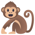 Monkey on JoyPixels 4.5