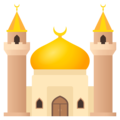 Mosque on EmojiOne 4.5
