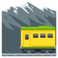 Mountain Railway on EmojiOne 4.5