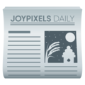 Newspaper on EmojiOne 4.5