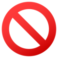 Prohibited on JoyPixels 4.5