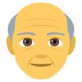 Old Man on EmojiOne 4.5