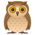 Owl on EmojiOne 4.5