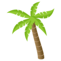 Palm Tree on JoyPixels 4.5