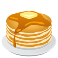 Pancakes on EmojiOne 4.5