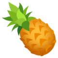 Pineapple on EmojiOne 4.5