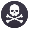 Pirate Flag on JoyPixels 4.5