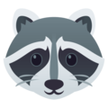 Raccoon on JoyPixels 4.5
