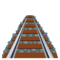 Railway Track on EmojiOne 4.5