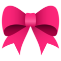 Ribbon on EmojiOne 4.5
