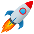 Rocket on EmojiOne 4.5