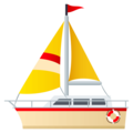 Sailboat on JoyPixels 4.5