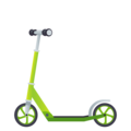 Kick Scooter on JoyPixels 4.5