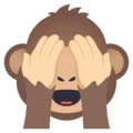 See-No-Evil Monkey on EmojiOne 4.5