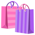 Shopping Bags on EmojiOne 4.5