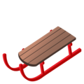 Sled on EmojiOne 4.5
