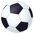 Soccer Ball on EmojiOne 4.5
