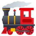 Locomotive on EmojiOne 4.5