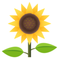 Sunflower on EmojiOne 4.5