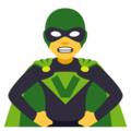 Supervillain on EmojiOne 4.5
