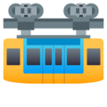 Suspension Railway on EmojiOne 4.5
