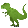 T-Rex on EmojiOne 4.5