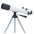 Telescope on EmojiOne 4.5