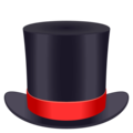 Top Hat on EmojiOne 4.5