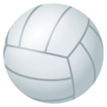 Volleyball on JoyPixels 4.5