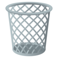 Wastebasket on JoyPixels 4.5