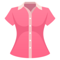 Woman's Clothes on EmojiOne 4.5