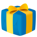 Wrapped Gift on EmojiOne 4.5