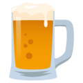 Beer Mug on JoyPixels 5.0