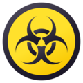Biohazard on JoyPixels 5.0