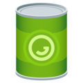 Canned Food on JoyPixels 5.0