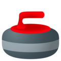 Curling Stone on JoyPixels 5.0