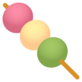 Dango on JoyPixels 5.0