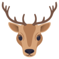 Deer on JoyPixels 5.0