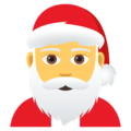 Santa Claus on JoyPixels 5.0