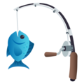 Fishing Pole on JoyPixels 5.0