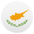 Flag: Cyprus on JoyPixels 5.0
