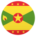 Flag: Grenada on JoyPixels 5.0